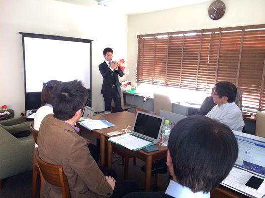 Facebookマスター講座岐阜に参加した!