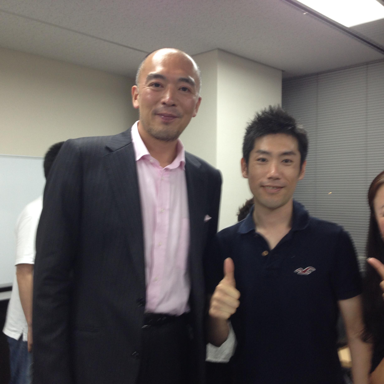 「5/31大阪!普通のサラリーマンが好きなことをする人に変わる!ファーストステップセミナー」にいってきた